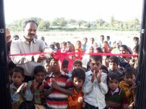 Abraham Kanthilal, Dabra Child Development Center